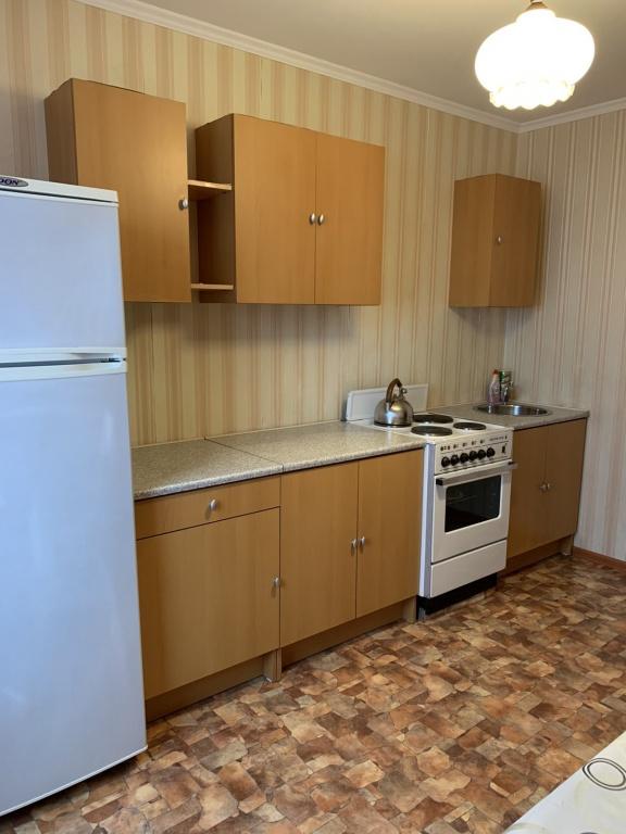 Аренда, 1 к. квартира, рабочий поселок Андреевка, Андреевка, д. 31А